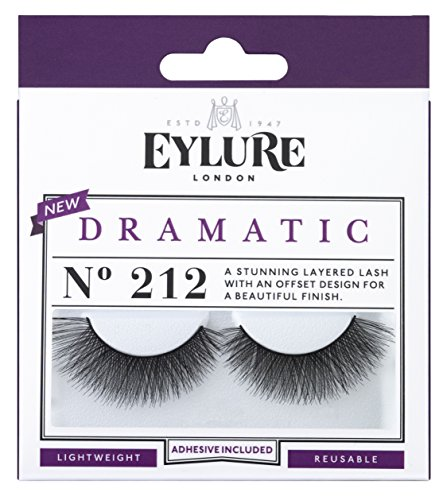 Eylure Strip Lashes Number 212, Dramatic by Eylure