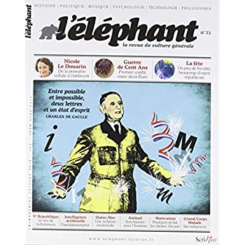 l'éléphant - la revue de culture générale - numéro 23