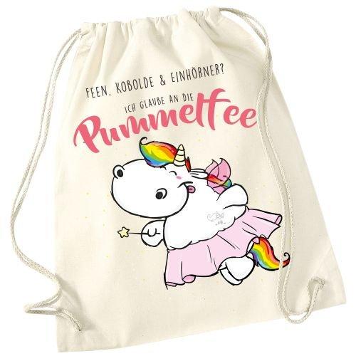 Pummel & Friends - Turnbeutel - Pummelfee