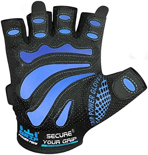 Guantes de gimnasio para hombre Protege tus manos...