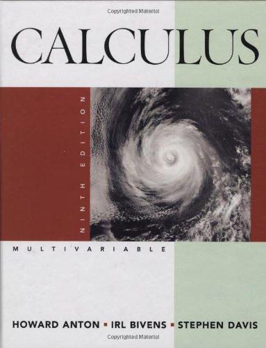 Calculus Multivariable por Howard Anton