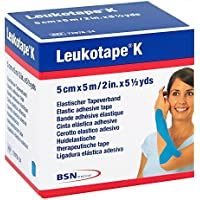 Leukotape K 5 cm x 5 m Media Azz Elastischer Tapeverband preisvergleich bei billige-tabletten.eu