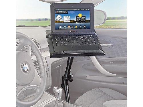 Auto Kfz Mobile Laptop Notebook Halter Halterung für ASUS MSI Sony Vaio Apple Toshiba Acer Samsung usw. ++ NEUHEIT ++ (Halter Laptop Auto)