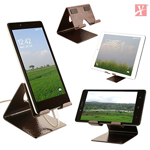 YT Mobile Phone Metal Stand / Holder For Smartphones and Tablet