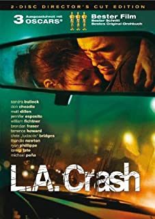 L.A. Crash - Director's Cut, Steelbook [2 DVDs]