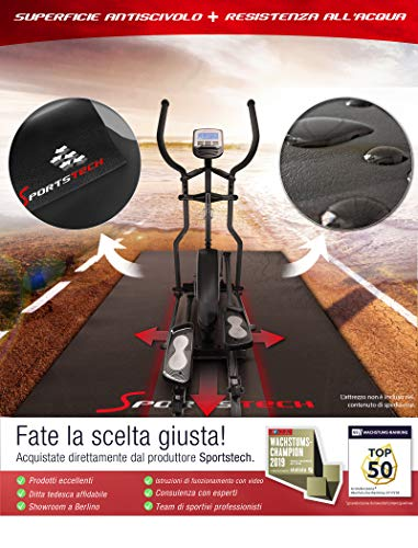 Zoom IMG-3 sportstech tappetino protettivo pavimento 4