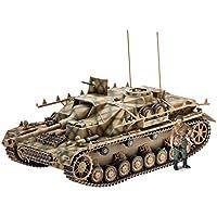 """Revell Maqueta de Tanque SD.Kfz. 167"""" Stug IV, Escala 1: 35, orgin Algas fidelidad imitación con Muchos Detalles (03255) (Revell03255)"""