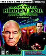 Star Trek Hidden Evil Official Strategy Guide - For Windows 95/98 de BradyGames