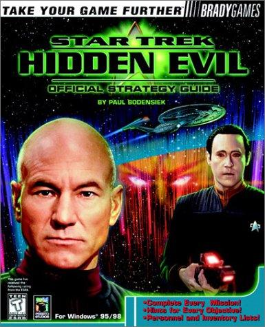Star Trek Hidden Evil Official Strategy Guide