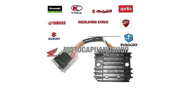 Areyourshop R/égulateur de tension pour Kym-co Agility 50 R16 125 150 Super 8 50//125 2007-2016