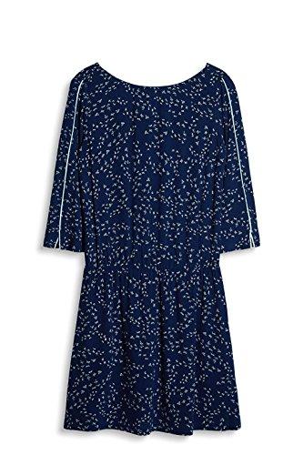 edc by Esprit 037cc1e008, Robe Femme Bleu (Navy)