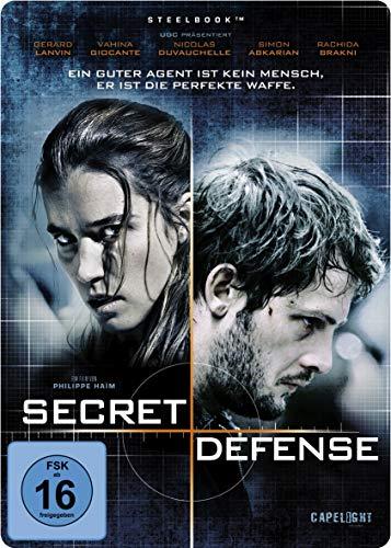 Secret Defense (Steelbook) [Limited Edition]