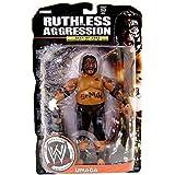 WWE Wrestling Ruthless Aggression Best of 2008 Action Figure Umaga by Jakks