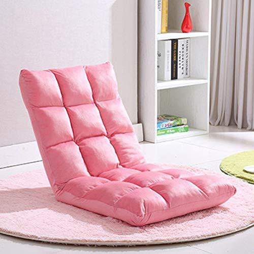 Bodenstuhl Faltbare Verstellbare Bodenliege Sleeper Futon Matratze Stuhl Tatami Klappsofa Rückenlehne Fenster Stuhl Lazy Chair...