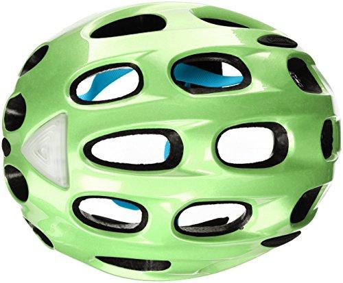 Abus Fahrradhelm Youn-I, sparkling green, 52-57 cm, 12814-1 - 7