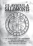 Image de Clavicula Salomonis, la Clavicule de Salomon Roi des Hebreux