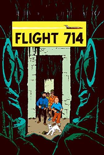 The Adventures of Tintin : Flight 714
