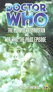 Doctor Who The Edge of Destruction and The Pilot Episode [VHS] [1963]