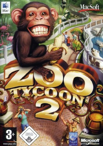 Zoo Tycoon 2 – [Mac]
