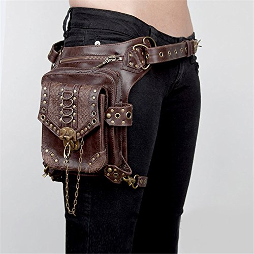 Paquete bolsa personalizada mujeres Steampunk gótico