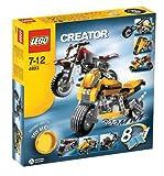 Lego 4893 - Creator  Gelbe Flitzer