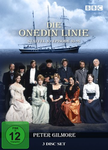 Die Onedin Linie - Vol. 8: Episode 83-91 (3 Disc Set) - Neue Version