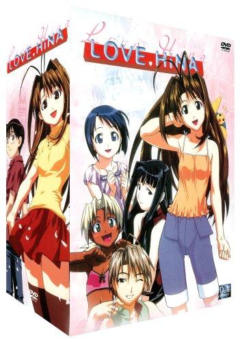 Love Hina - Intégrale