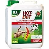 BSI 3417 Hot Exit 2 Lit Spray répulsif pour chasser chats/chiens anti-nuisible