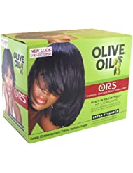 Lusters Organic huile d'olive Relaxer Kit Extra Strength
