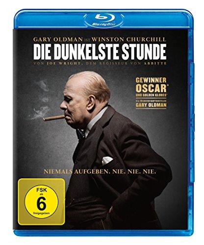 Filme 2 Weltkrieg (Die dunkelste Stunde [Blu-ray])