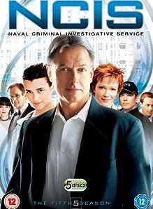 NCIS - Naval Criminal Investigative Service - Season 5 [DVD] [2007]