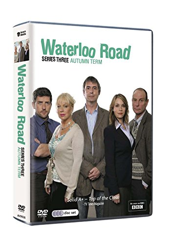 Waterloo Road - Series 3 - Autumn Term  DVD