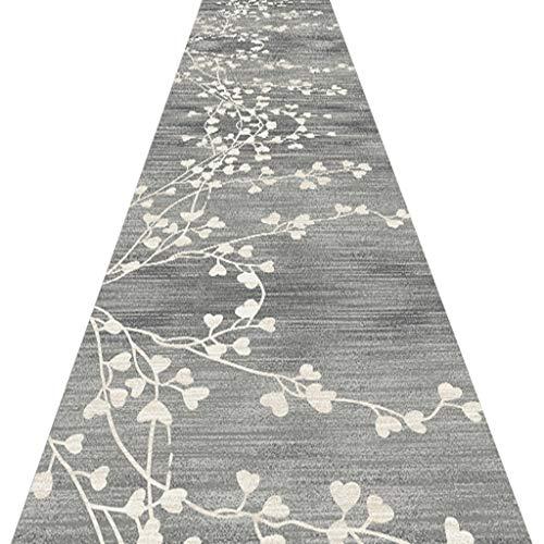 SESO UK- Teppichläufer für Flurtreppen, gewerblicher Haushalt Hotel Hall Nordic Teppich Runner (Size : 60×450cm)