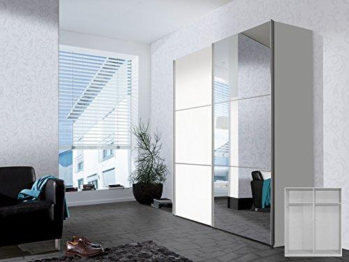 """Schwebetürenschrank Kleiderschrank Schlafzimmer Schrank \""""Aurora III\"""" (Breite: 175 cm)"""