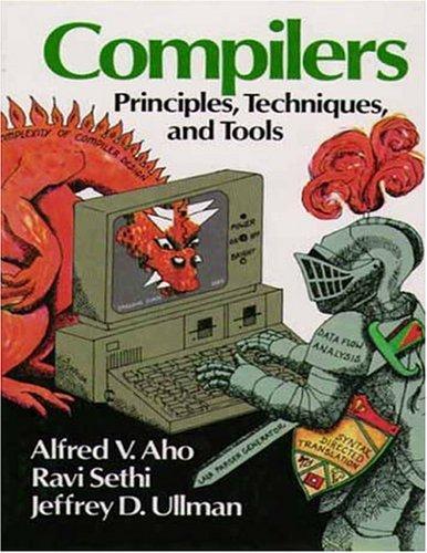 Compiler Principle Techniques