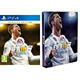 FIFA 18 Ronaldo Edition + Steelbook Esclusiva Amazon - PlayStation 4