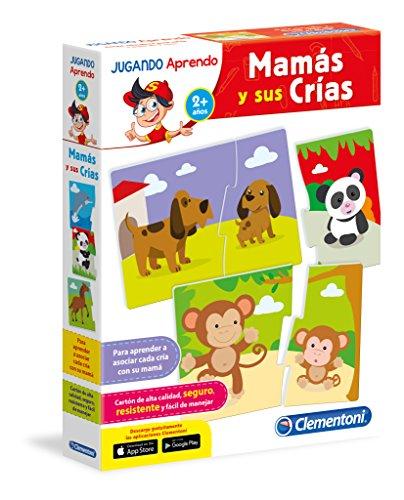 Clementoni - Mamás y Sus crías