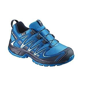 Salomon Unisex-Kinder Xa Pro Traillaufschuhe