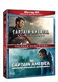 Captain America Kolekce 1.-2. 4bd (3d+2d) (Captain America: The First Avenger +...