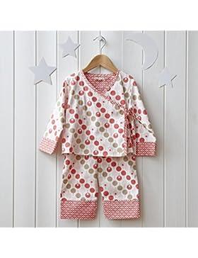 Ella & Otto - Kimono Pyjama, Pigiama per bambine e ragazze