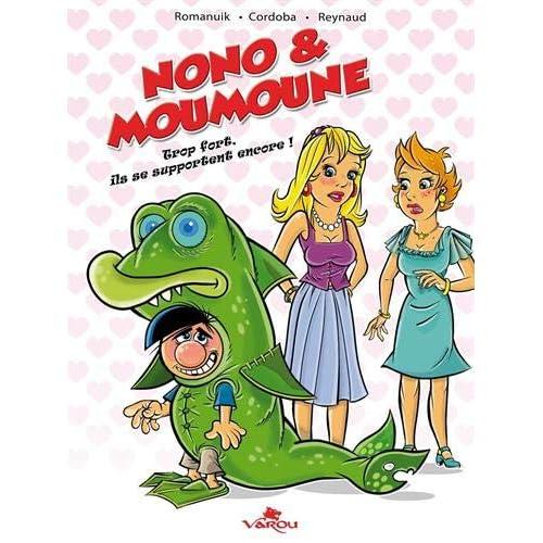 Nono & Moumoune, Tome 2 :