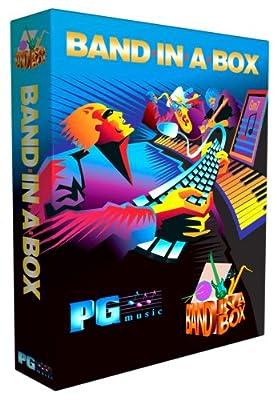 Band-in-a-Box 2012.5 (Mac)