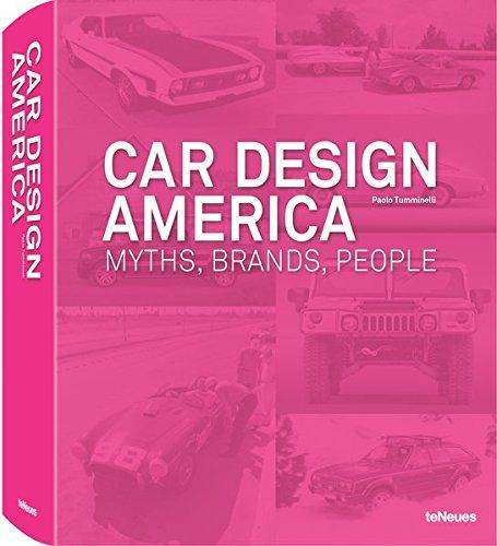 Car Design America (Ultimate books) por Paolo Tumminelli