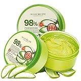 Generic Skin Care Natural 98% Pure Aloe Vera Gel Anti Acne Anti-sensitive Oil-Control