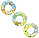 Bestway Designer Swim Ring 56 cm, Schwimmring, sortiert
