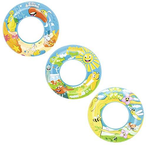Bestway Designer Swim Ring 56 cm, Schwimmring, sortiert… | 06942138930559