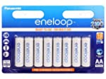 Panasonic eneloop AA Ready-to-Use Mig...
