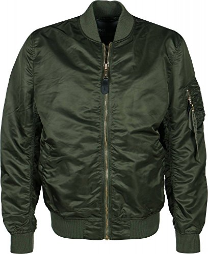 Alpha Industries MA-1 VF LW Jacket Bomberjacke 156101 Dark Green