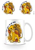 Disney MG24044 The Lion (Just Can't Wait to Be King) Mug, Multicolore