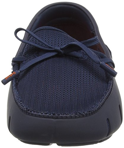 Swims Lace Loafer, Mocassins homme Bleu (Navy 002)
